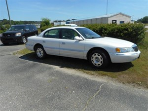 2002 LINCOLN CONTINENTAL for sale by dealer
