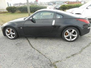 2005 NISSAN 350Z COUPE for sale by dealer