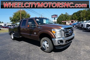 Picture of a 2012 Ford F-350SD Lariat