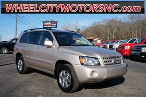 2007 Toyota Highlander V6 for sale by dealer