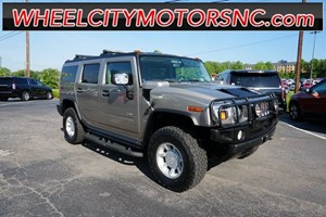 Picture of a 2003 Hummer H2 Base
