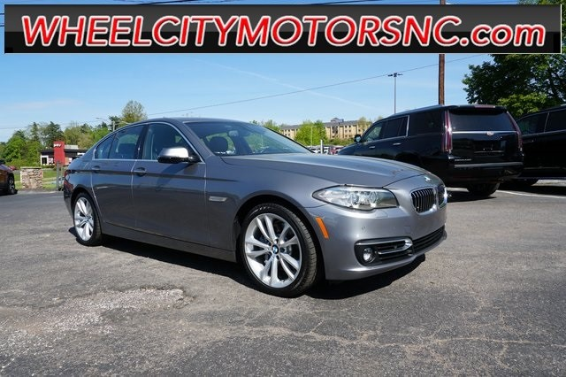 2015 Bmw 5 Series 535i In Asheville