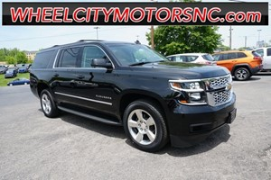 2016 Chevrolet Suburban LT for sale by dealer