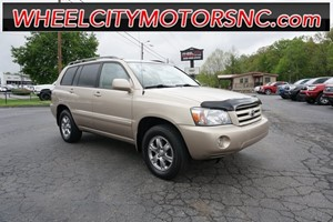 2006 Toyota Highlander Sport for sale by dealer