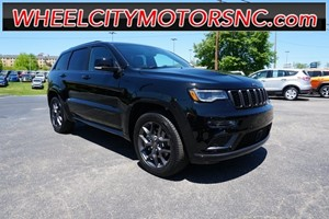 2019 Jeep Grand Cherokee Limited X for sale by dealer