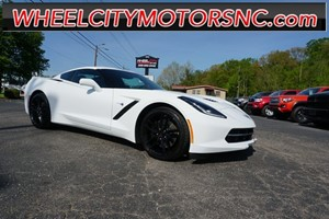 2016 Chevrolet Corvette Stingray Z51 for sale by dealer