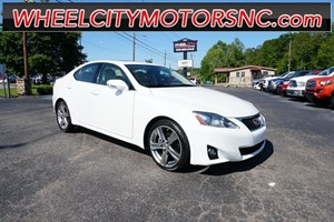 2012 Lexus IS 250 for sale by dealer