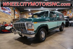 1978 Ford F-150 XLT for sale by dealer