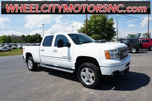 2012 GMC Sierra 2500HD Denali for sale by dealer