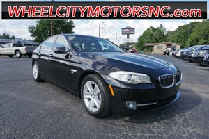 2012 BMW 5 Series 528i xDrive for sale by dealer
