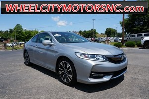 2016 Honda Accord EX-L for sale by dealer