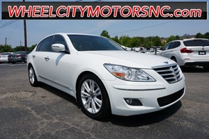 2011 Hyundai Genesis 4.6 for sale by dealer