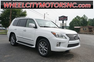 2013 Lexus LX 570 for sale by dealer