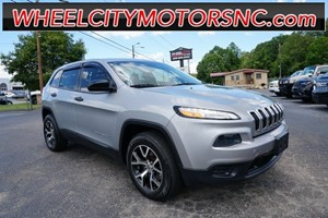 2014 Jeep Cherokee Sport for sale by dealer