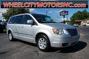 2010 Chrysler Town & Country Touring for sale by dealer