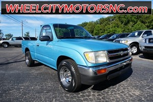 1997 Toyota Tacoma Base for sale by dealer