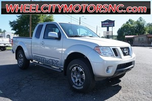 2016 Nissan Frontier PRO for sale by dealer
