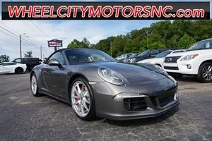 2013 Porsche 911 Carrera 4S for sale by dealer