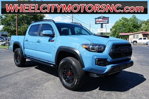 2018 Toyota Tacoma TRD Pro for sale by dealer