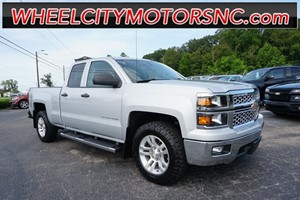 2014 Chevrolet Silverado 1500 LT for sale by dealer