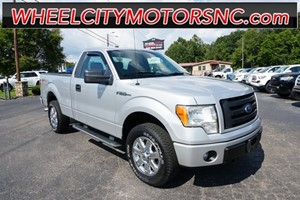 2011 Ford F-150 STX Asheville NC