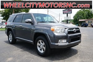 2013 Toyota 4Runner SR5 for sale by dealer