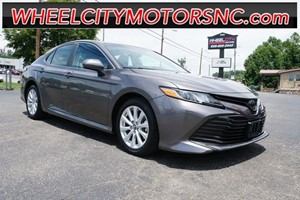 2018 Toyota Camry LE for sale by dealer