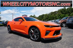 2018 Chevrolet Camaro SS for sale by dealer