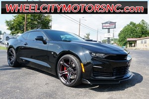 2019 Chevrolet Camaro SS for sale by dealer