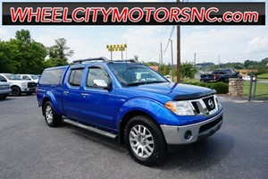 Picture of a 2012 Nissan Frontier SL