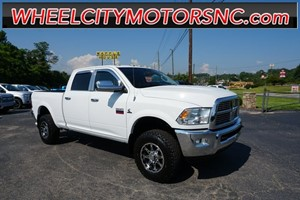 Picture of a 2012 Ram 2500 Laramie