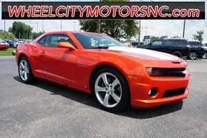 2010 Chevrolet Camaro SS for sale by dealer