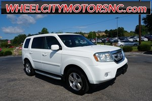 Picture of a 2010 Honda Pilot EX-L