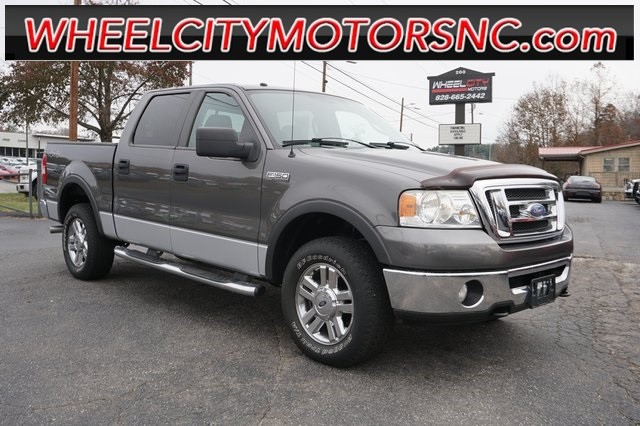 2008 Ford F 150 Xlt In Asheville