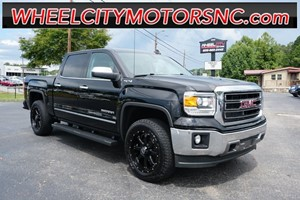 Picture of a 2015 GMC Sierra 1500 SLT