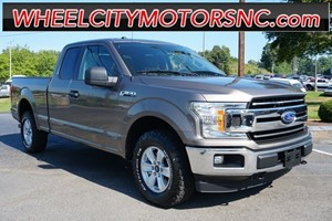 2018 Ford F-150 XLT for sale by dealer