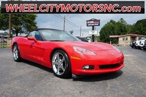 2006 Chevrolet Corvette Base for sale by dealer