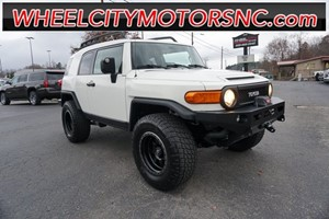 2008 Toyota FJ Cruiser Base for sale by dealer