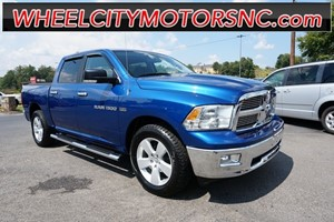 Picture of a 2011 Ram 1500 Big Horn