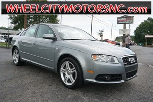 2008 Audi A4 2.0T for sale by dealer