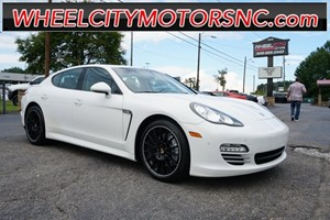 2011 Porsche Panamera for sale by dealer