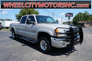 2004 GMC Sierra 2500HD SLT for sale by dealer
