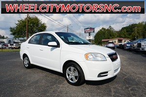 2011 Chevrolet Aveo 1LT for sale by dealer