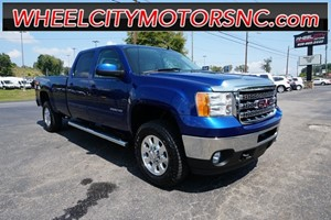 2013 GMC Sierra 2500HD SLT for sale by dealer