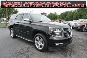 2015 Chevrolet Tahoe LTZ for sale by dealer