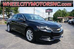 Picture of a 2016 Chevrolet Impala LT