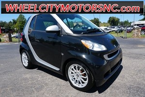 2012 smart Fortwo Passion for sale by dealer