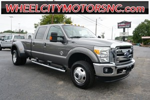 Picture of a 2014 Ford F-350SD Lariat