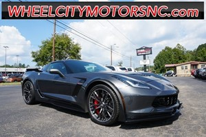 2017 Chevrolet Corvette Z06 for sale by dealer