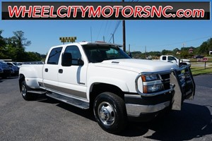 2007 Chevrolet Silverado 3500 Classic LT for sale by dealer